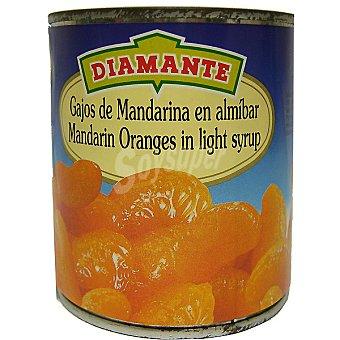 Conservas Diamante gajos de mandarina en almíbar lata 300 g