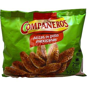 Compañeros Alitas asadas mexicanas calentar y listo 250 g g
