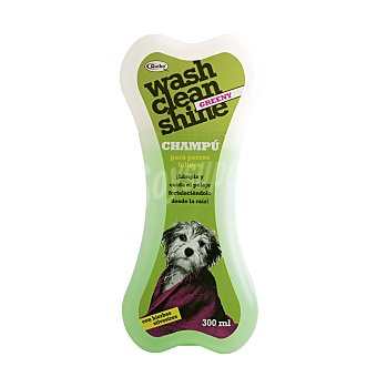 Quiko Champú Quiko para perros Wash Clean Shine Greeny 300 ml 300 ml