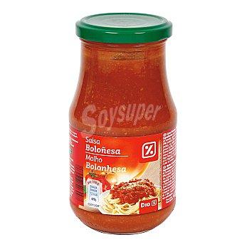 DIA Salsa boloñesa Bote 420 gr