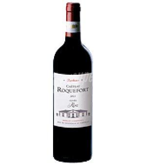Chateau Roquefort Vino tinto francés 75 cl