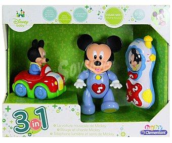 CLEMENTONI BABY Minnie Conjunto 3 piezas
