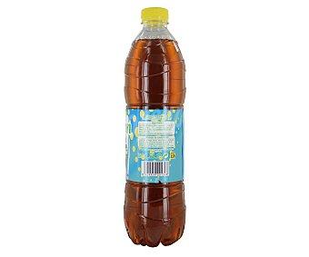 Auchan Bebida refrescante de té al limón sin azúcar Botella de 1,5 Litros