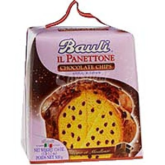 Bauli Panettone de choco Caja 500 g
