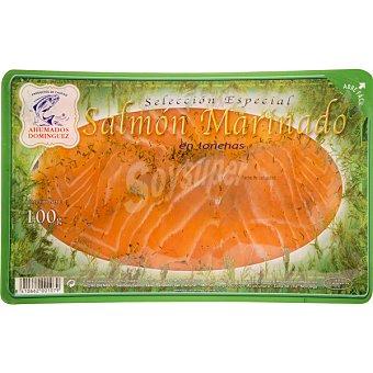 Ahumados Domínguez Salmón marinado Sobre 100 g