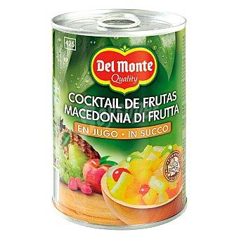 Del Monte Cocktail de frutas en su jugo 425 g