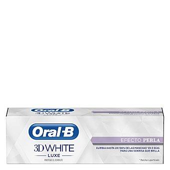 Oral-B Dentífrico 3D White Luxe efecto perla 75 ml
