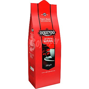Oquendo Café natural molido Paquete 250 g