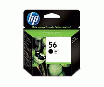 HP Cartuchos de Tinta 56 Negro 1 Unidad