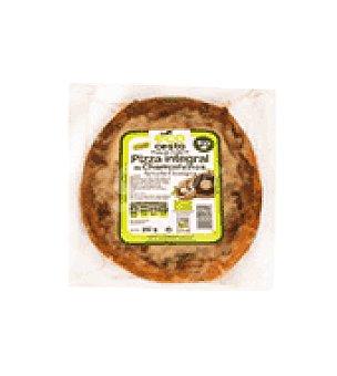 Ecocesta Pizza integral de champiñon bio 250 g