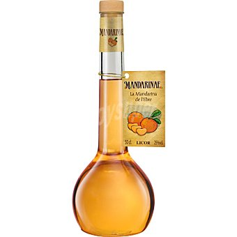Mandarinae Licor de mandarina de l'ebre Botella 50 cl