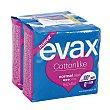 Compresas con alas Normal cottonlike Envase 16 uds Evax