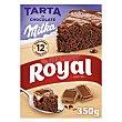 Preparado para tarta de chocolate Milka 350 g Royal