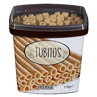 Hacendado Barquillo tubitos para helado y postre Bote 175 g