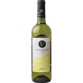 D.O. Rioja ARADA de la VIÑA Vino Blanco Botella 75 cl