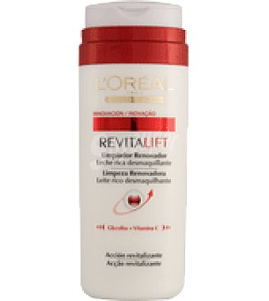 Revitalift L'Orèal Paris Leche rica-desmaquillante 200 ml