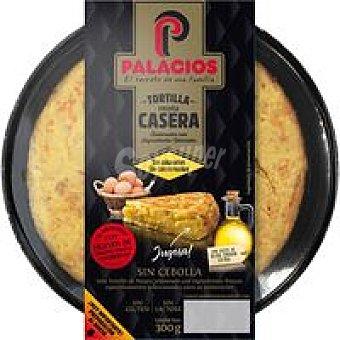 Palacios Tortilla sin cebolla 1 unid