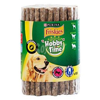 Friskies Purina Bastoncitos para perro Naturales 100 Ud