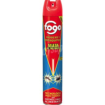 Fogo Insecticida volador Spray 750 ml