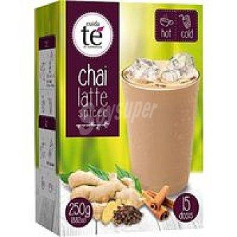Cuida Té Chai-Latte Caja 250 g