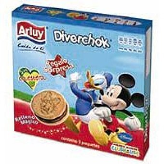Disney Mickey Mousse Caja 250 g