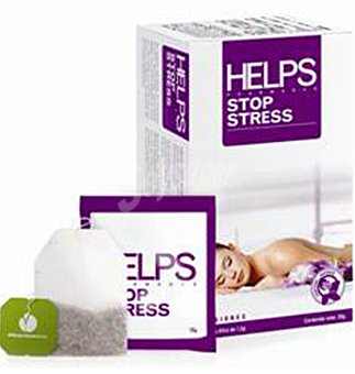 HELPS Infusiones stop stress 20 UNI