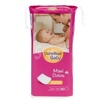 Carrefour Baby Algodón 80 ud