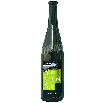 Ariyanas Vino blanco seco sobre lías de Andalucía Botella 75 cl