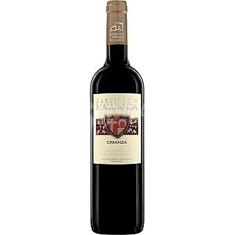 Castillo de Maluenda Vino tinto crianza D.O. Calatayud Botella 75 cl