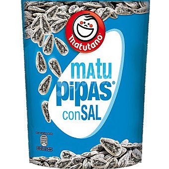 Matutano Pipas con sal Bolsa 110 g