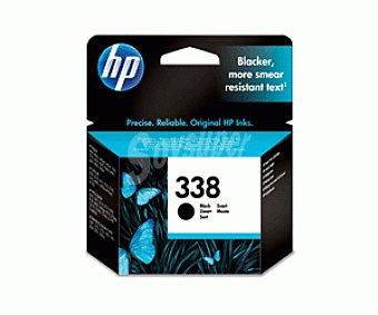 HP Cartuchos de Tinta 338 Negro 1 Unidad