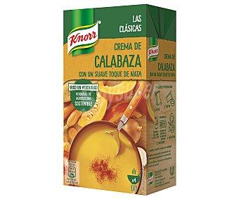 Knorr Crema fina de calabaza Brik 1 l