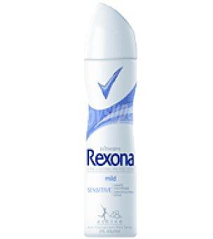Rexona Desodorante Sensitive Spray de 200 ml