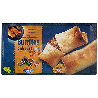 Don Pancho Burritos de chili con carne 420 g