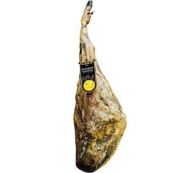 ENRIQUE GARCIA Jamón de cebo ibérico de Salamanca pieza 7,5-8,5 kg