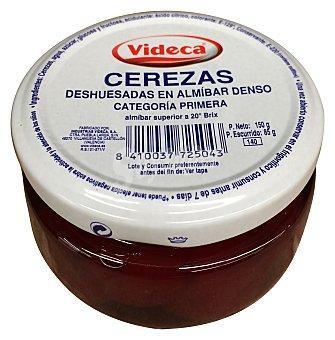 Videca Cerezas confitadas en almíbar Tarro de 85 g escurrido
