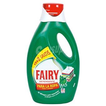Fairy Detergente liquido 19+2DS