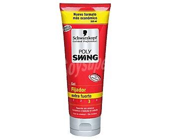 Polyswing Gel fijación extra fuerte Tubo 250 ml