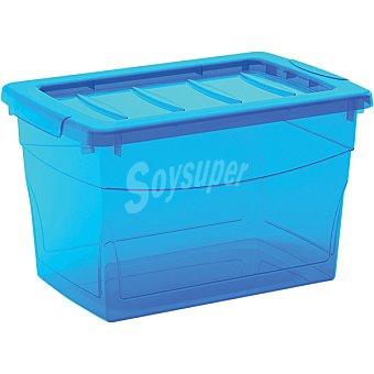 KIS Omnibox caja organizadora color azul  16 L