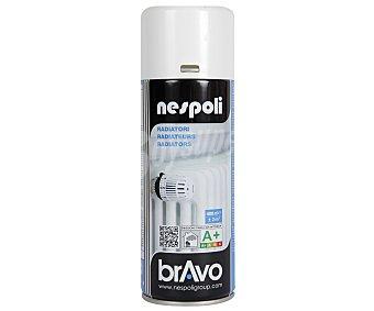 Bravo Pintura en Spray para Radiadores con Acabado Brillante 400 Mililitros 1 Unidad