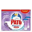 Discos activos inodoros aroma lavanda Recambio 2 ud Pato