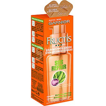Fructis Garnier serúm anti-puntas abiertas dosificador 50 ml