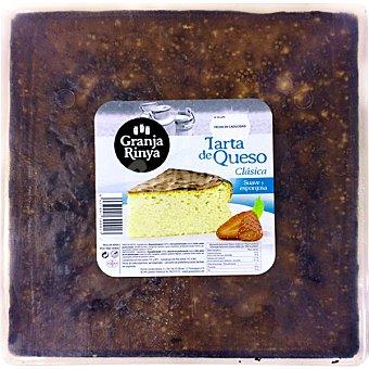 Granja rinya Tarta de queso natural peso aproximado pieza 1,5 kg