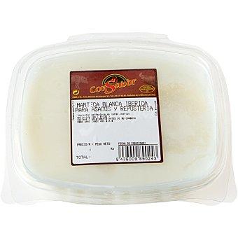 CONSABOR Manteca de cerdo al vacío Envase 450 g