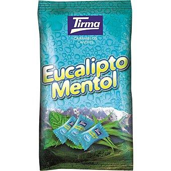 Tirma Caramelos eucalipto mentol Bolsa 150 g