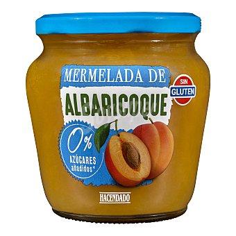 Hacendado Mermelada albaricoque 0 % azucares añadidos Tarro 380 g