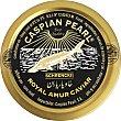 Caviar Schrenckii royal amur Lata 30 g Caspian Pearl