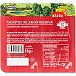 Taquitos de jamón curado Envase 150 g Aliada
