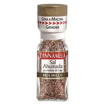 Cannamela Molinillo sal ahumada con madera de haja 64 g