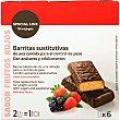 Barritas sustitutivas control de peso sabor frutos rojos 6 unidades x 35 g caja 210 g 6 unidades x 35 g Special Line